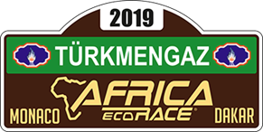 2019 - Route 11e Africa Eco Race